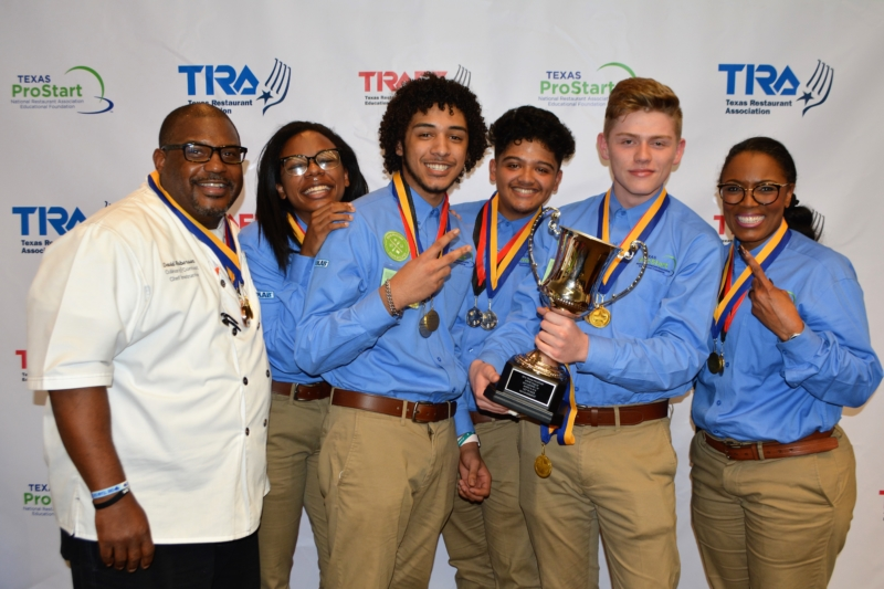 Culinary Team After National Win