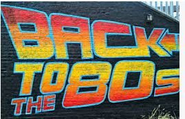 back to the 80s graffiti image